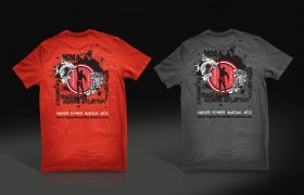 Martial Arts Tee Shirt